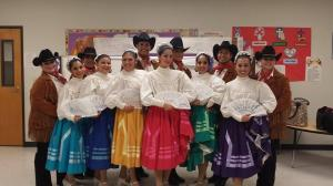 The Gabriela Mendoza-Garcia Ballet Folklorico as we pay homage to women of 1920s Mexico City.