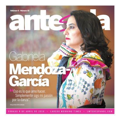 cover of antesala