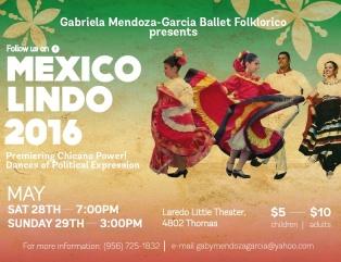 Final mexico lindo postcard