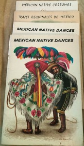 Mexican Native Costumes, Trajes Regionales de Mexico, Mexican Native Dances