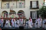 Gabriela Mendoza-Garcia Ballet Folklorico Dancing Veracruz