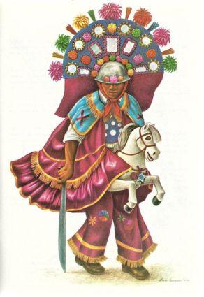 Los Santiagos, Dance of Saint James