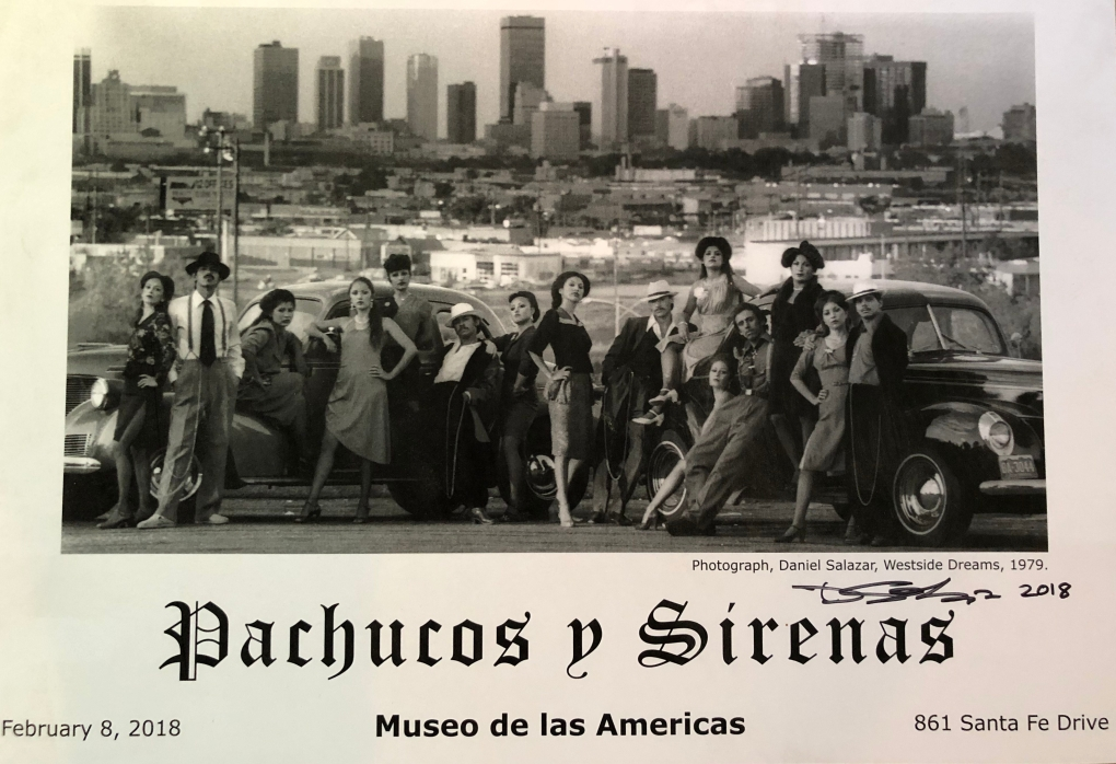 National Chicano Dance Theatre