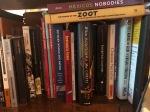 Books from my bookshelf