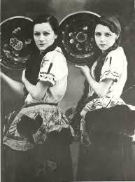 Nellie and Gloria Campobello