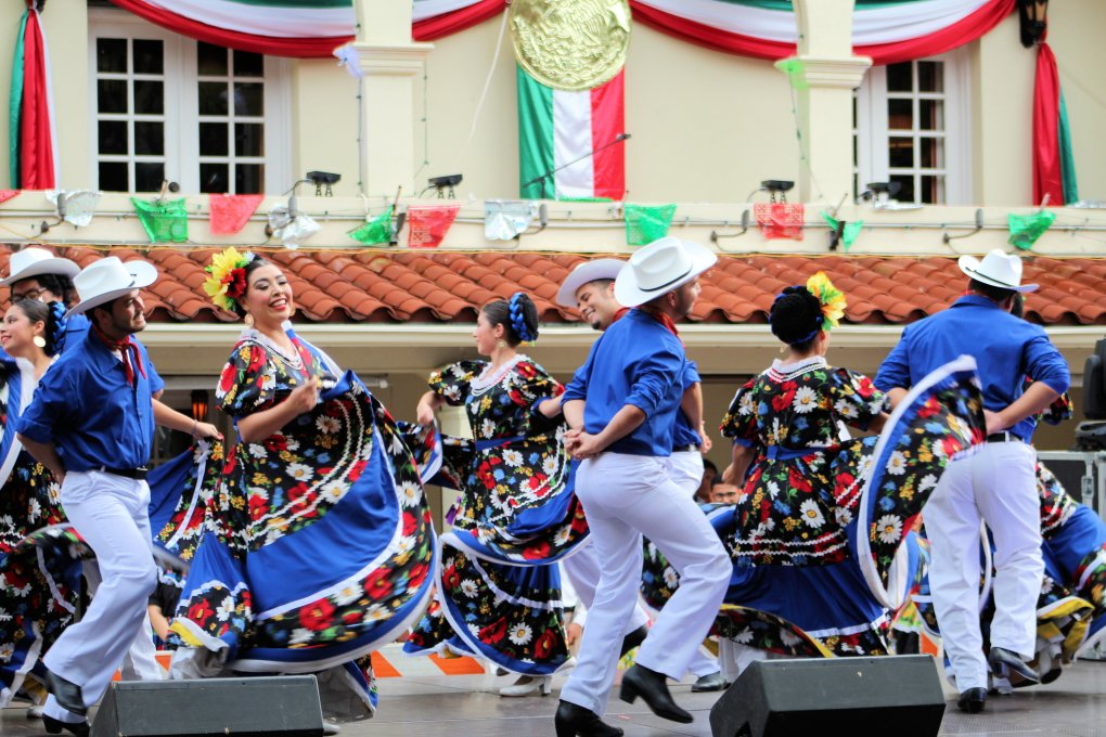 Dancing Folklorico: A Way of Speaking with the Body