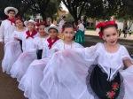 Gabriela Mendoza-Garcia Ballet Folklorico Juvenil