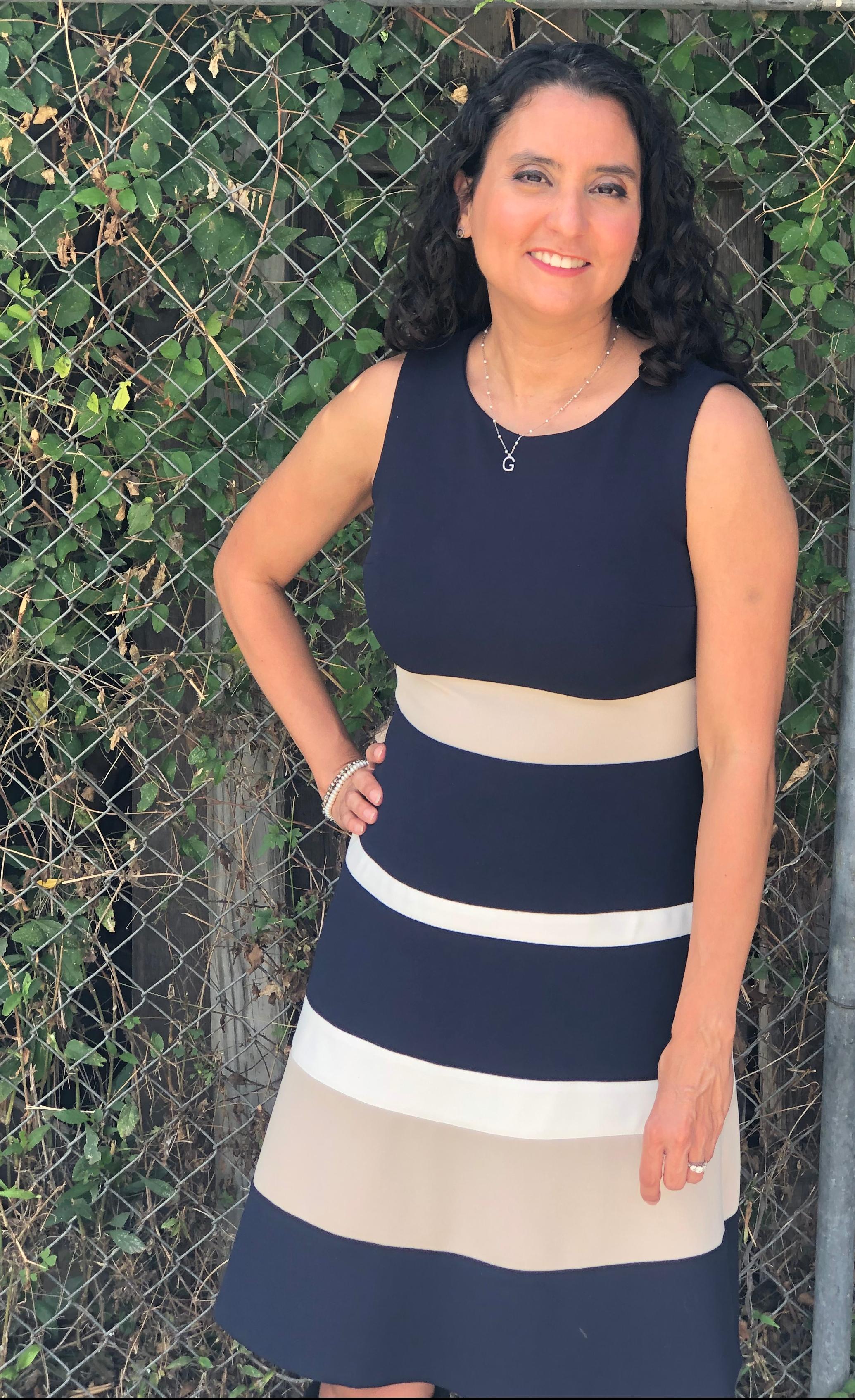 Gabriela Mendoza-Garcia